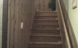 01.1_stávající schodiště před rekonstrukcí