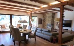 05_obývací pokoj v rustikálním stylu