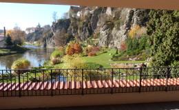 07_výhled na zámek a klášterní zahrady