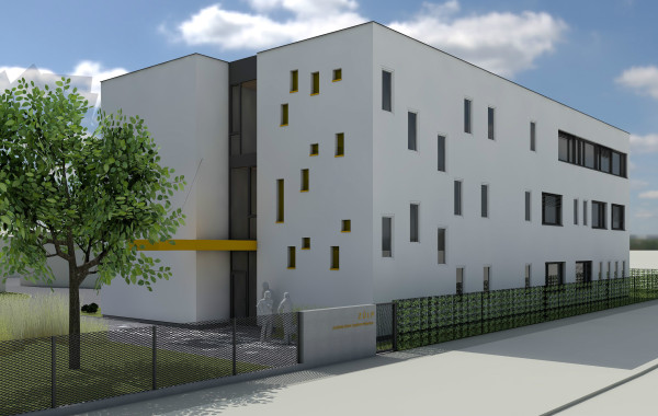 Administrativní budova TZÚS